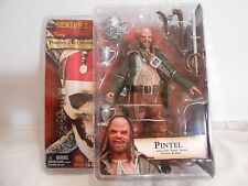 Pirates of the Caribbean ~ Curse of the Black Pearl~Series 2 ~ PINTEL ~ NEW