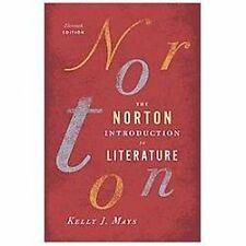 The Norton Introduction To Literature - Kelly J Mays