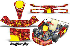 KG Kid/Baby AMR Racing Graphics Evrr Mini Krypton Sticker Kits MAX Decals BFLY R