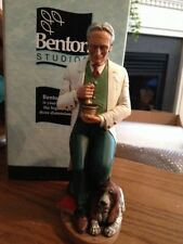 New! Benton Studios Pharmacist Figurine Designed By Michael Walker