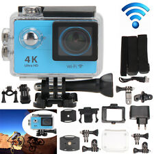 "H9SE 4K 1080P WIFI FHD 2.0"" Helmet Sports Camera Action Waterproof Cam Video DVR"