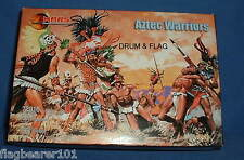 Mars 72018. aztec warriors. échelle 1/72