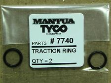 MANTUA & TYCO # 7740 TRACTION RING PAIR FACTORY ORIGINAL PARTS IN HO SCALE