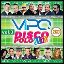 Vipo: Disco Polo Hity Volume 3 (CD 2 disc)  2015 NEW