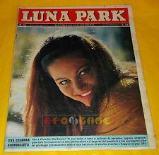 LUNA PARK 1964 n. 52 Claudia Cardinale