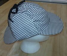 Sherlock Holmes style sleuth mystery houndstooth Halloween costume hat
