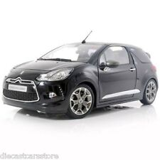 Norev  2013 Citroen DS3 DS 3 Cabrio Black1/18  Diecast Car Model 181545