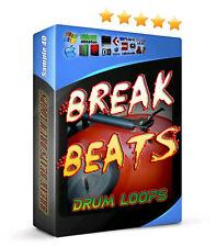 Dr. REX Vinyl Breakbeats Live Drum Loops Samples Hip Hop Reason Pro Tools Cubase
