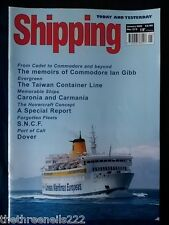 SHIPPING #215 - THE TAIWAN CONTAINER LINE - JAN 2008