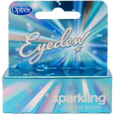 Eyedew Sparkling Clear Eye Drops 10ml Optrex