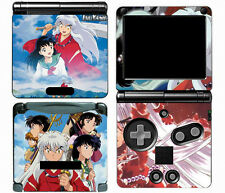 Inuyasha 006 Vinyl Decal Skin Cover Sticker for Game Boy Advance GBA SP