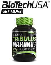 Biotech USA Tribulus Maximus 90 Tablets 1500mg Tribulus Terrestris Booster New !