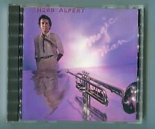 Herb Alpert CD MAGIC MAN © 1990 Made in Japan A&M Rec. 8-tr # CD 3728 NEAR MINT