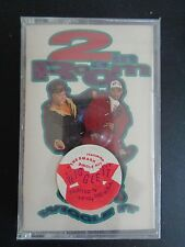 2 IN A ROOM Wiggle It SEALED Music Cassette 1990 Vintage NEW Free Shipping