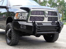 New Ranch Style Front Bumper 10 11 12 13 14 15 16 17 Dodge Ram 2500 3500