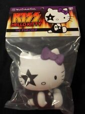 "HELLO KITTY ""KISS - THE STARCHILD"" VINYL FIGURE. MEDICOM TOYS. NEW! HOT!"