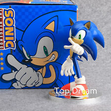 Sonic The Hedgehog 20th Anniversary Deluxe PVC Action Figure Toy Doll 7'' Boxed