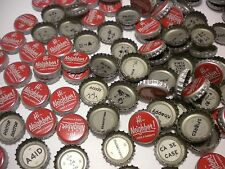 105 RED HI NEIGHBOR NARRAGANSETT BEER BOTTLE CAPS REBUS PUZZLE BACKS CRAFT GIFTS