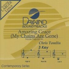Chris Tomlin - Amazing Grace (My Chains Are Gone )  Accompaniment CD NEW