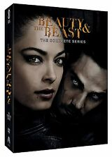 Beauty & and the Beast: Complete Reboot TV Series Seasons 1 2 3 4 Boxed DVD Set
