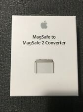 100% Genuine Apple MagSafe to MagSafe 2 Converter MD504ZM/A,  Macbook Air, Pro
