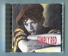 Simply Red  cd  PICTURE BOOK © 1985 WEA ELEKTRA west germany # 960 452-2 - 10 tr
