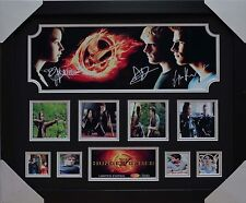 The Hunger Games SIGNED FRAMED LIMITED EDITION