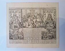Angleterre , Gouvernement Ecclesiastique, Chatelain et Gueudeville, v. 1715