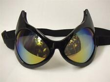 Cat Eye goggles ~ Rainbow lenses ~ Halloween ~ cartoon ~ Felix ~ Sonic ~ Bat