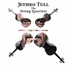 JETHRO TULL 'THE STRING QUARTETS' CD (24th March 2017)