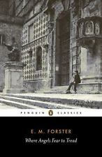Where Angels Fear to Tread (Penguin Classics)-ExLibrary