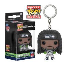Figurine FUNKO Porte-clé - Keychain - NFL - Richard Sherman - Seahawks - Neuf !