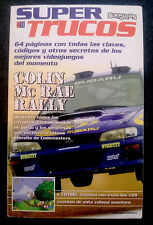 GUIA SUPER TRUCOS 13 - COLIN MC RAE RALLY