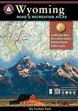 Benchmark: Wyoming Road and Recreation Atlas 2014 by National Geographic Maps...