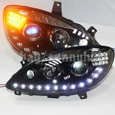2004-2014 Year For BenZ W639 Viano Valente V-Class LED Car Head Lights Assembly