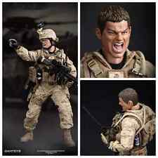 DAMTOYS USMC RECONNAISSANCE BATTALION M27 RIFLEMAN BOX FIGURE 1/6TH TOYS dam