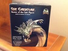 2001 STAN WINSTON CREATURES SHE CREATURE QUEEN OF THE LAIR RESIN STATUE FIGURE