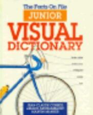 Facts on File Junior Visual Dictionary by Jean-Claude Corbeil (1990, Hardcover)