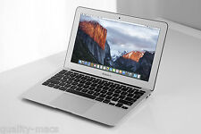 "LIGHTWEIGHT 2015 11"" Apple MacBook Air Core i5 1.6 - 2.7 GHz 128GB 4GB+AppleCare"