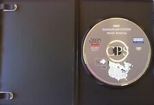 2006 Audi A8 Q7 A5 S5 Quattro Coupe MMI GPS Navigation DVD Map U.S AND  Canada