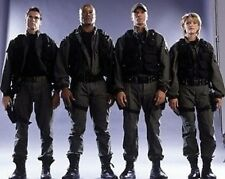 Stargate SG1 Cast Awesome 10x8 Photo