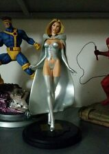 Bowen Designs Retro White Queen Emma Frost Full Size Statue 344/1500