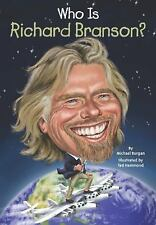 Who Was... ?: Who Is Richard Branson? by Michael Burgan (2015, Paperback)