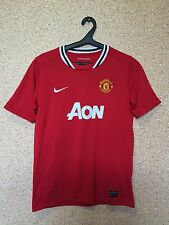 Manchester United ENGLAND 2011/2012 HOME FOOTBALL SHIRT JERSEY MAGLIA NIKE