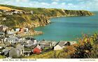 B88228 gorran haven near mevagissey cornwall uk 14x9cm