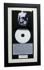 U2 Songs Of Innocence CLASSIC CD Album TOP QUALITY FRAMED+EXPRESS GLOBAL SHIP