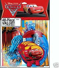 Disney Cars 2 Party Favor Pack 48 Piece Party Favors Supplies