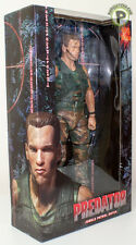 PREDATOR - Dutch Schaefer 1/4 Scale Action Figure (NECA) #NEW