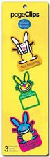 Its Happy Bunny Not listening Adorkable Lets focus Jim Benton Page Clips