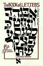 The Book of Letters: A Mystical Alef-Bait (The Kushner Series)